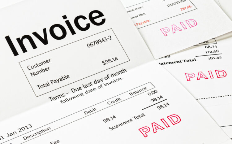 Tips for Creating an Effective Construction Invoice